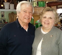 Larry and Sue Griffin